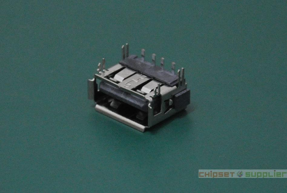 10mm USB Female Connector fit for Toshiba Satellite P745 P750 P755 L455 L30 L35 P100 P105 A655 Pro L450 L455 Series, U20D12461